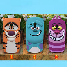 3D Cartone animato Cover Custodia Silicone per Samsung Galaxy S3 MINI I8190