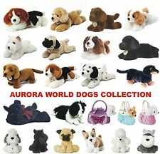AURORA WORLD DOGS COLLECTION MIYONI WUFF FANCY PALS PLUSH SOFT TOY WITH TAG NEW