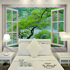 3D Windows Wonderland Wall Paper Wall Print Decal Wall Deco Indoor wall Mural Au