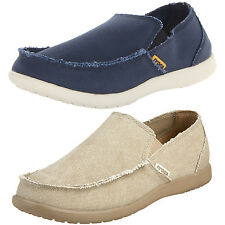 Crocs Men's Santa Cruz Loafer Slip-Ons - New In Box