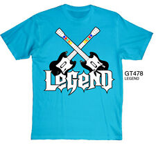 Goodie Two Sleeves Legend Mens T-Shirt Guitar Hero ROCK,funny,video game,emo