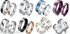 Christmas Gifts for men Valentines day Love Wife Husband Couple Rings x-mas