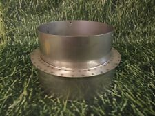 """8"""" to 9"""" Stainless Steel Stove Pipe Reducer"""