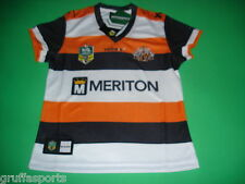 Wests Tigers 2014 Womens Heritage Jersey Sizes 8 - 16 NRL New Ladies BLADES SALE