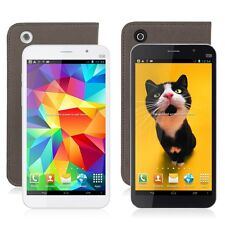 Dual Core 7'' 2G Dual Sim Cell Phone Android 4.2 GPS 2GB+8GB WiFi Tablet Colors