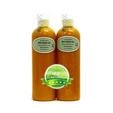 Premium Red Palm Oil 100% Pure Organic Cold Pressed Best Health 2 oz up to 7 LB