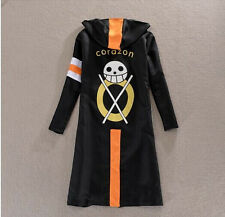 PRECO One Piece TRAFALGAR LAW Costume Cosplay  déguisement
