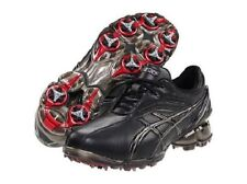 New in Box ASICS Men's GEL-Ace Pro Golf Shoes Black/Silver - Super fast ship