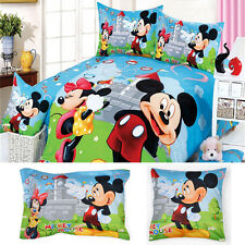 New Mickey Princess Dora Princess Pillow Case Cushion Cover Bed Home Sofa Decor