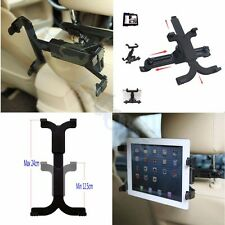 Universal 360° Rotation Angle Car Back Seat Headrest Foot-Rest Mount Holder Clip