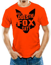 What Does the Fox Say T Shirt T-Shirt Tee
