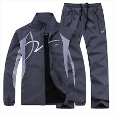 2014 New Li-Ning Men's Activewear Sports Running Casual Tracksuit Suits L- XXXXL