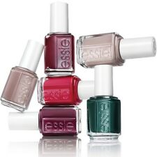 ESSIE NAIL POLISH 5 COLORS **YES, WE SHIP WORLDWIDE**