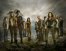 THE 100 PROMO  POSTER PRINT  DIFFRENT SIZES TO CHOOSE FROM