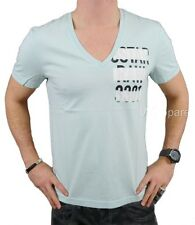 NEW G-STAR RAW STRATOS SESSION V-NECK MEN'S PREMIUM GRAPHIC T-SHIRT JERSEY