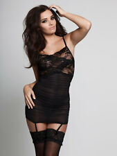 Ann Summers Womens Sammie Bodycon Dress with Thong Sexy Lingerie Nightwear New