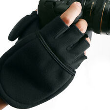 MULTI SHOOTING GLOVES Mittens for Camera Photographer Winter Trip Outdoor Sports