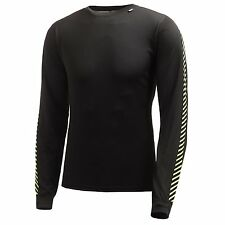 Helly Hansen Dry Stripe Lifa Crew Thermal Top, New