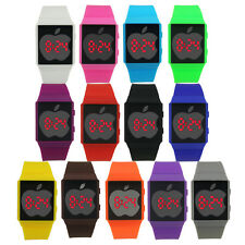 Cool Cute Kids Girls Boys Watch Students Sports Digital LED Gifts Wrist Watches