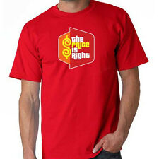 The Price Is Right Game Show 80's Retro Vintage T-Shirt Game Show Contest Tee