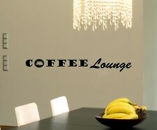 Wall Tattoo Coffee Lounge Kitchen Decoration Wall Sticker Mural Sticker 5q610