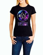 5 Seconds of Summer Galaxy TShirt 5SOS Australian Band OneDirection inspired 1D