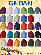 Hoodies GILDAN Heavy Blend Hooded Sweatshirt 18500 S-5XL Hoodie All Colors
