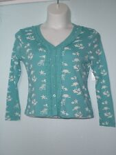 NWT 2 a Tee cotton sweater cardigan assorted colors size PS