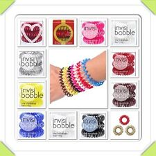 The Real Invisibobble 3 invisibobbles Traceless hair invisi bobble all colours