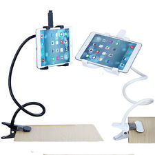 360 Rotating Desktop Stand Lazy Bed Tablet Holder Mount for iPad Air Samsung Pad