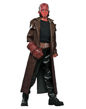 Deluxe Hellboy CHILD boy Costume