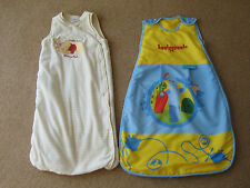 Baby Sleeping Bags In the Night Garden 0-6 months or Winnie the Pooh 0-12 months