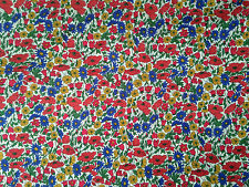LIBERTY TANA LAWN 100% COTTON FABRIC 137 CM WIDE - PETAL AND BUD - ALL SIZES