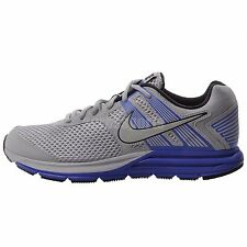 Nike Zoom Structure + 16 (W) Mens Wide Running Shoes Trainers Sneakers Blue Grey