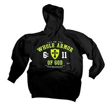 Christian Whole Armor of God Men's or Women's Hoodie by Authorized Retailer