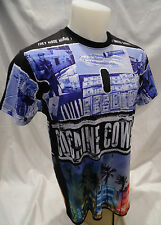 Mens Shirt Sex Money Weed Cocaine Cowboys Miami Drugs Cash Fresh Size Small NWT