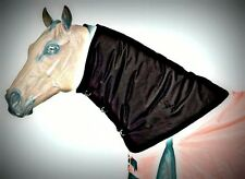 NEW!!! WATERPROOF Neck Cover Black Warm Turnout WOW! Tough 1!