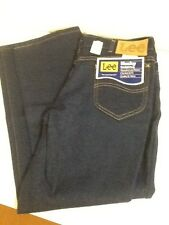 Lee Husky Rider Jeans Straight Leg Comfort Fit  Size 32 33 34 New!