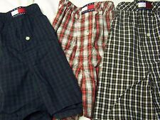 NWT Tommy Hilfiger TH Plaid Boxer Underwear ONE PIECE Size Small or Large