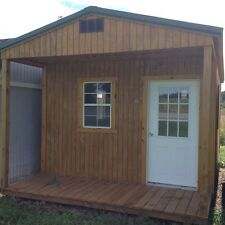 *Clearance* PREBUILT, PORTABLE CABIN - Amish Made ~ DELIVERY IN MICHIGAN!