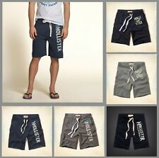 New Hollister by Abercrombie men Athletic Sweat Shorts Classic Fit Size S M L XL
