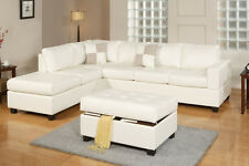 Sectionals Sofa Leather Modern Big Sectional Sofas Couch New