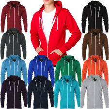 Mens Raiken Apparel Flex Fleece Hoody Hooded Sweatshirt Top Mens Size