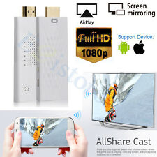 Wireless Wifi HDMI Display Dongle Screen Mirroring HDTV For Iphone 5 5s 6 6 plus