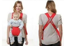 Hot Multifunction Baby Sling Newborn Carrier Safety Wrap Front Back 4colors