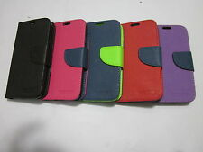 GOOSPERY Mercury Diary Flip Wallet Case Cover For MICROMAX CANVAS 4 A 210 A210