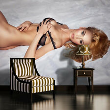PHOTO WALLPAPER MURALS DECORATIONS NON WOVEN HOME NEW TREND SEXY LADY SEX 664P