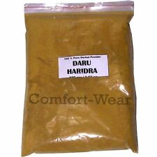 HARIDRA POWDER Turmeric Anti Septic Anti Diabetic Cure Skin Problem 100g