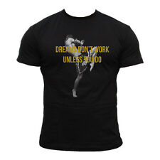 """T-SHIRT MMA MUAY THAI """"DREAMS DON'T WORK UNLESS YOU DO"""" IDEAL FOR TRAINING ! MT1"""