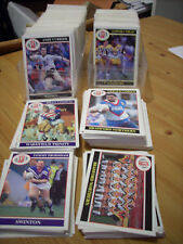 MERLIN RUGBY LEAGUE 1991 TRADING CARDS 1-67 SELECT YOUR CARD(S) TO COMPLETE SET
